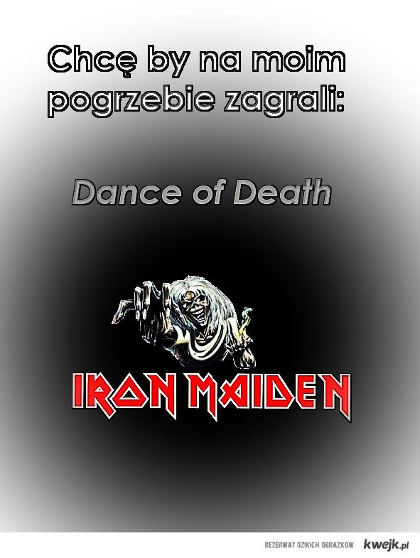 iron maiden !