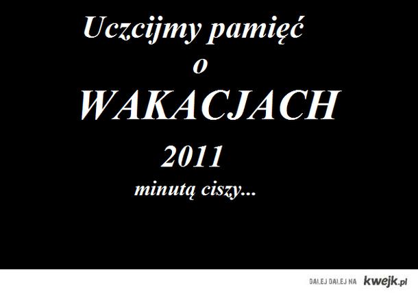 Wakacje 2011