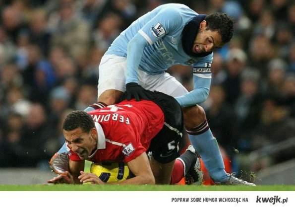 Tevez & Ferdinand