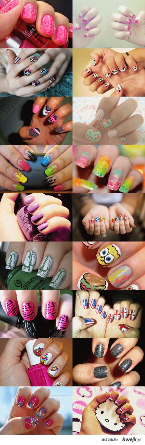 paznokcie ♥