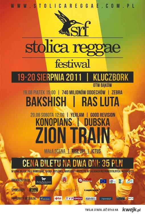 stolica reggae festiwal