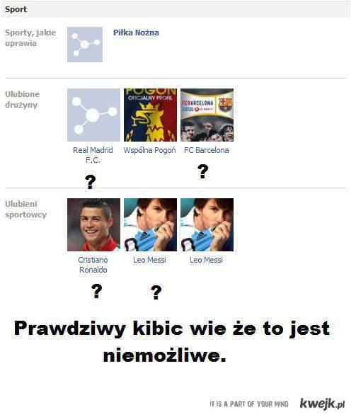 Prawdziwy Kibic.