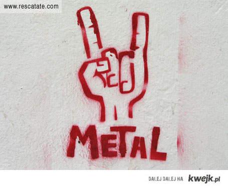 METAL jeden z najlepszych gatunków muzycznych