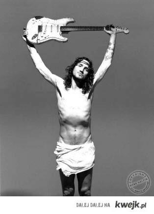 John is God