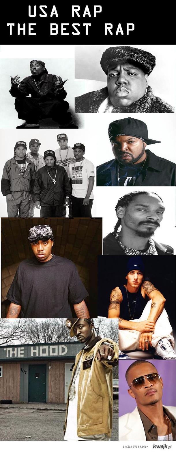 usa rap