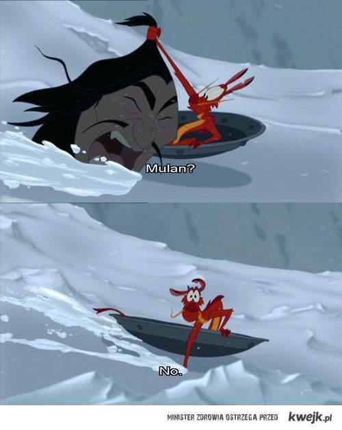 Mulan?