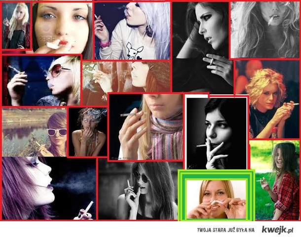 dziewczyno NIE pal