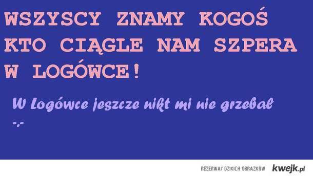 Logówka -.-