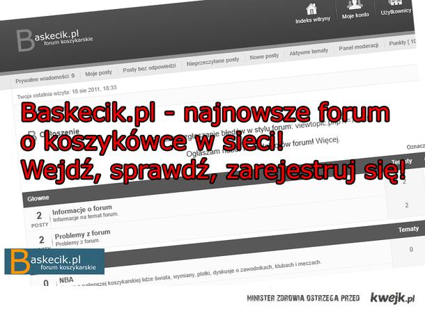 Baskecik.pl