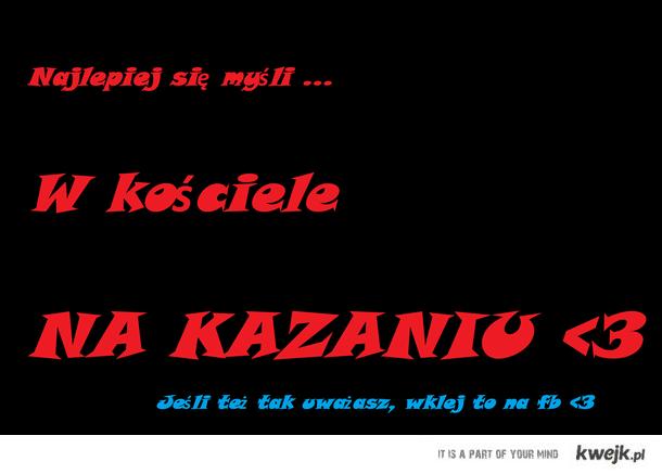 Kazanie