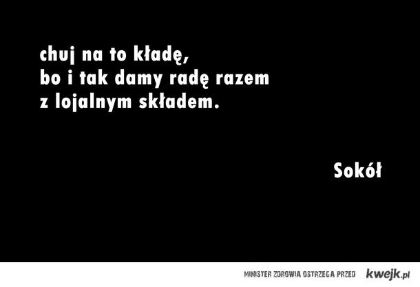Sokół, Damy Radę Venyl.
