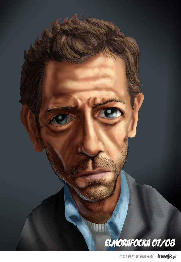 Gregory House ; DD