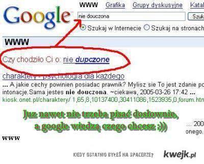 Kochane google ;)