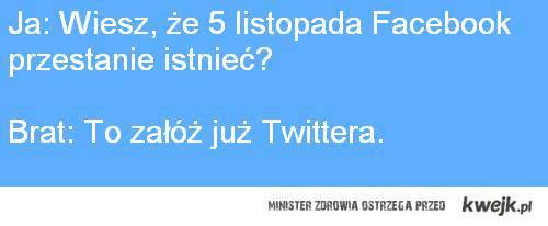 Facebook kontra Twitter
