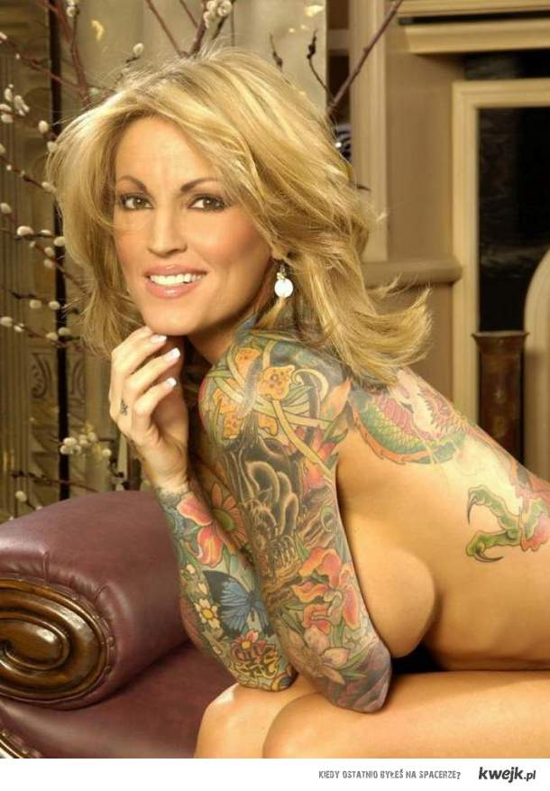 v8 cars and tattooes