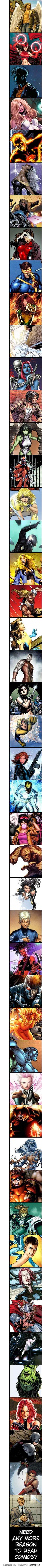 need any more reason to read comics?