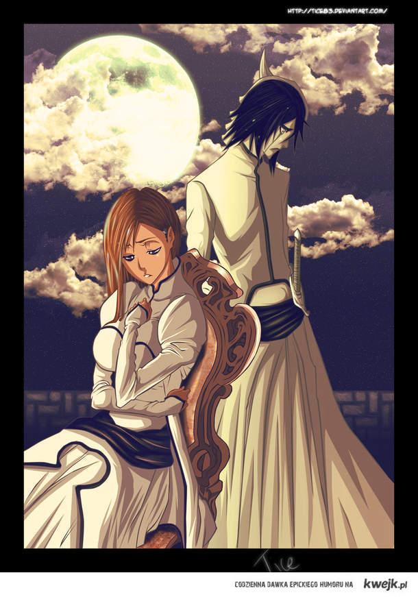Ulquiorra i Orihime
