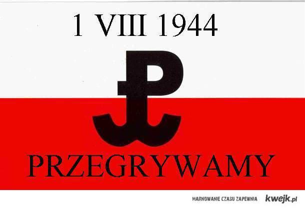 1944 przegrywamy