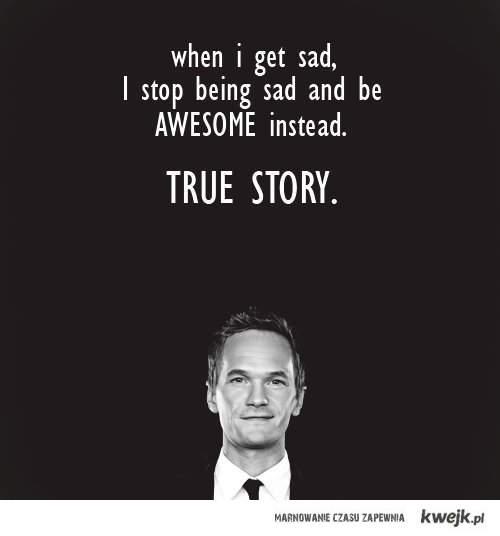 True Story .