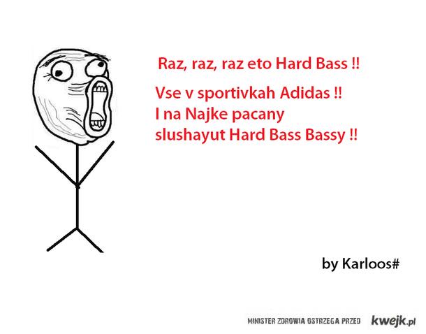hardbass adidas, dziwko!!