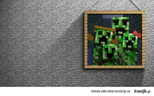 Rodzina Creeper`ów  ~MineCraft~