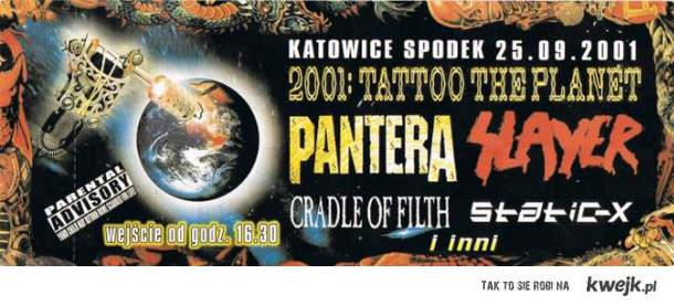 Pantera Slayer