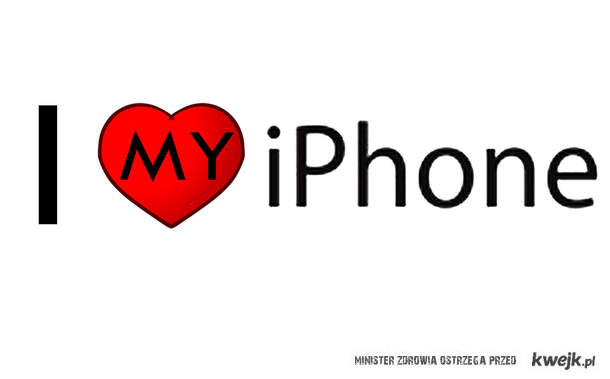 I ♥ my iPhone !
