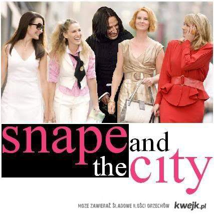 Snape w wielkim mieście