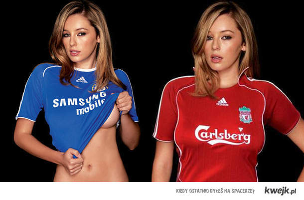 Liverpool & Chelsea girl