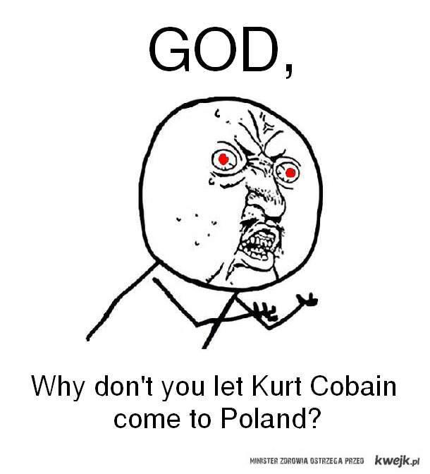 god, why