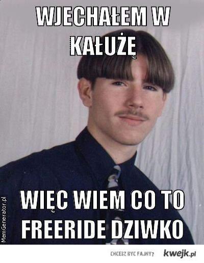 freeride