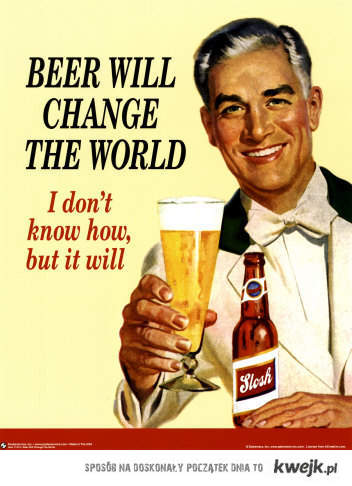 kocham piwo
