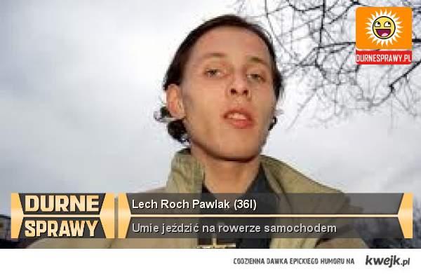 Lech Roch Pawlak