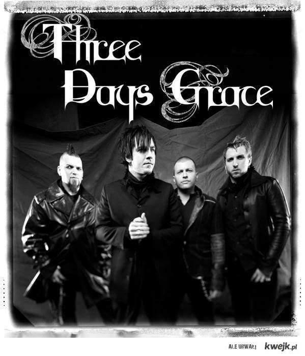Three Days Grace !