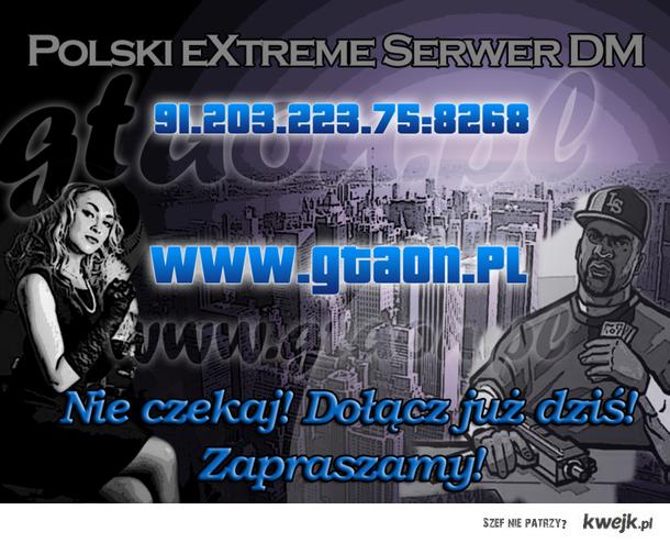 Polish eXtreme Serwer DM (GTAON.pl