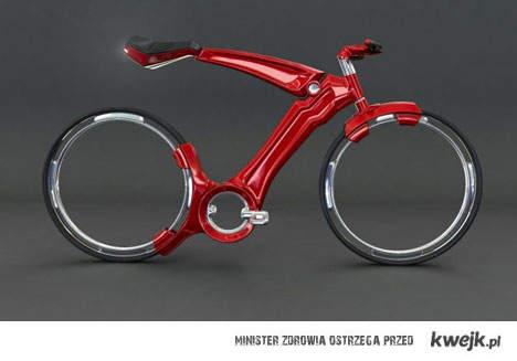 rower XXI wieku