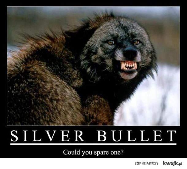 Masz srebrną kulę na zbyciu?