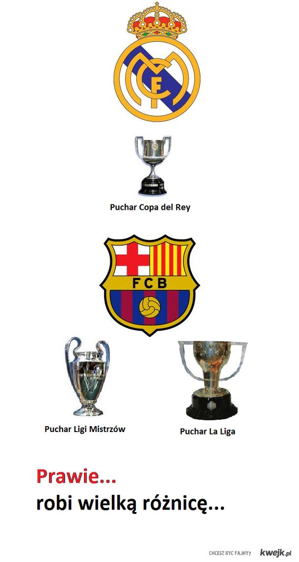 Prawie barcelona-real