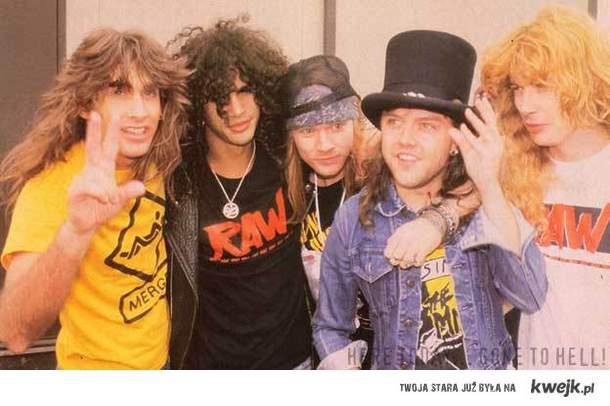 Gunsi i Metallica