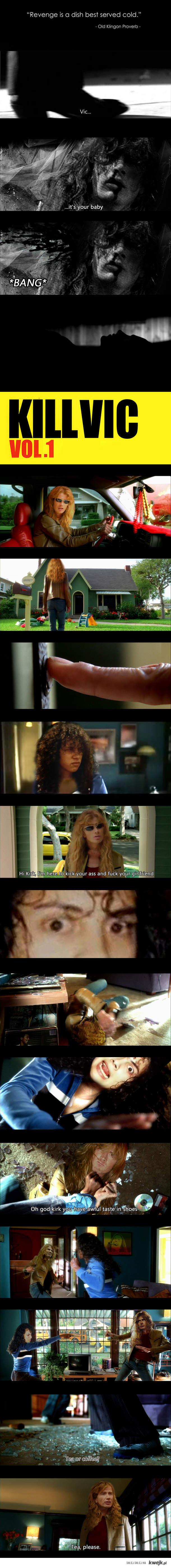 Dave Mustaine vs Kirk Hammett. Kill Bill