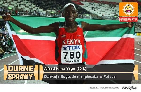 Alfred Kirwa Yego