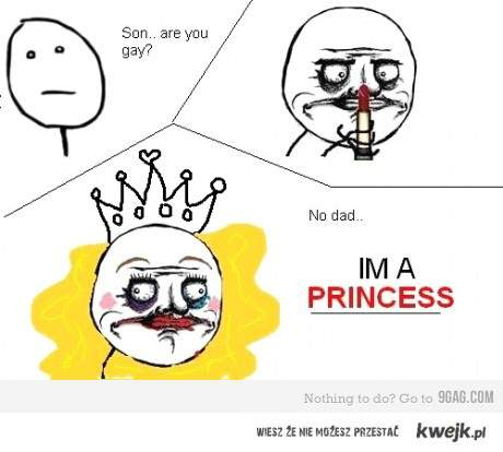 Me gusta princess