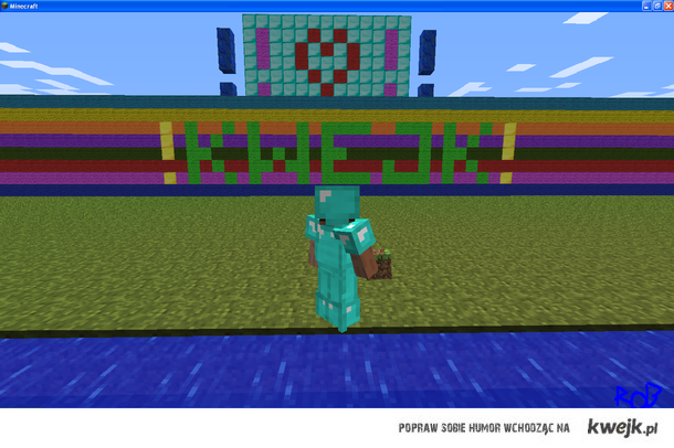 Minecraft Kwejk <3