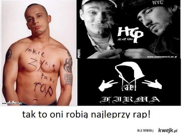 to oni robia najleprzy rap!!