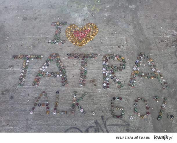 I ♥ TATRA