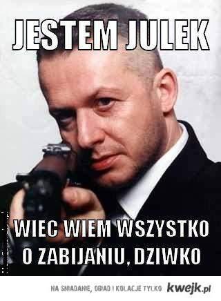Jestem Julek.!
