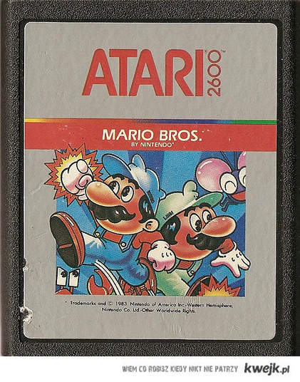Atari Mario Bros