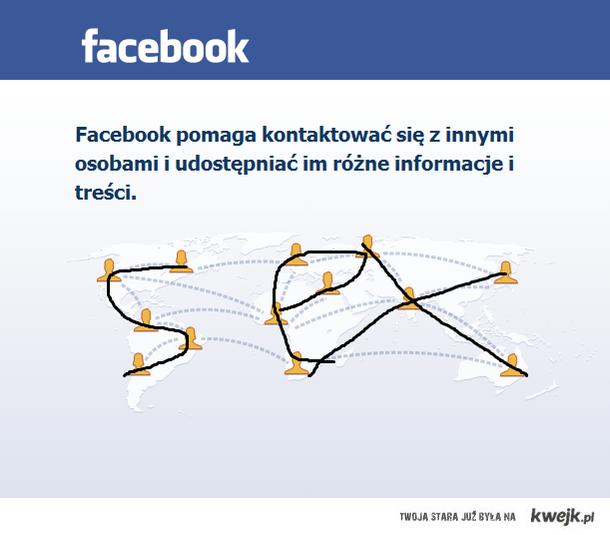 Facebook łączy
