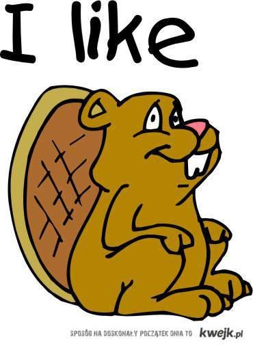 I like beaver