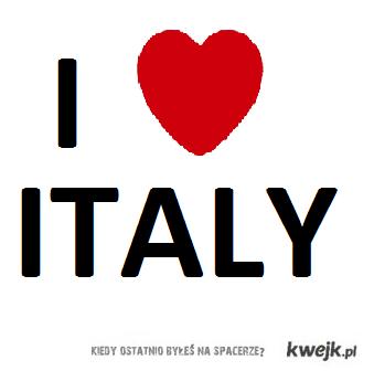 I <3 Italy